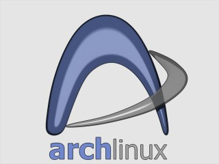 Arch Linux toon logo