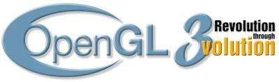 OpenGL3 Logo