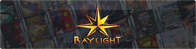 Raylight logo